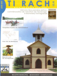 Ti'rach n°1, 2009