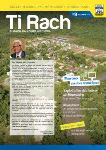 Ti'Rachn°9-2016